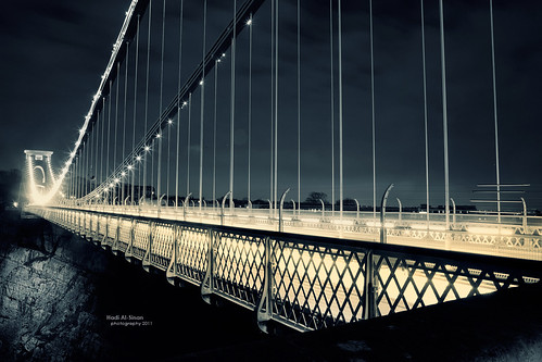 Clifton bridge [ Explore ] | by Hadi Al-Sinan Photography