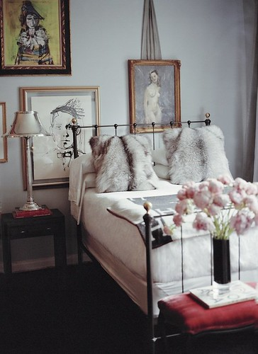 Ryan Korban {eclectic art deco vintage luxe modern bedroom ... - photo#27
