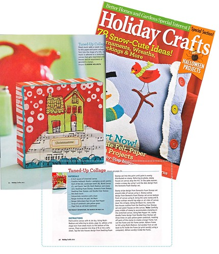 bhg_holidaycrafts_issue | by claudinehellmuth