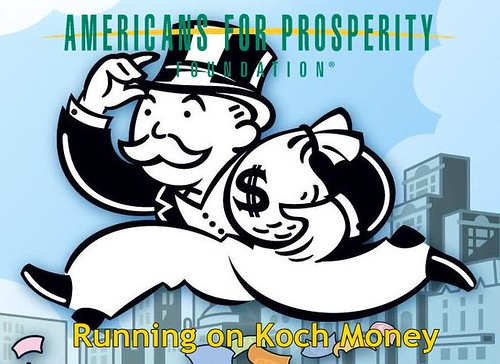 Americans for Prosperity | by theresawill