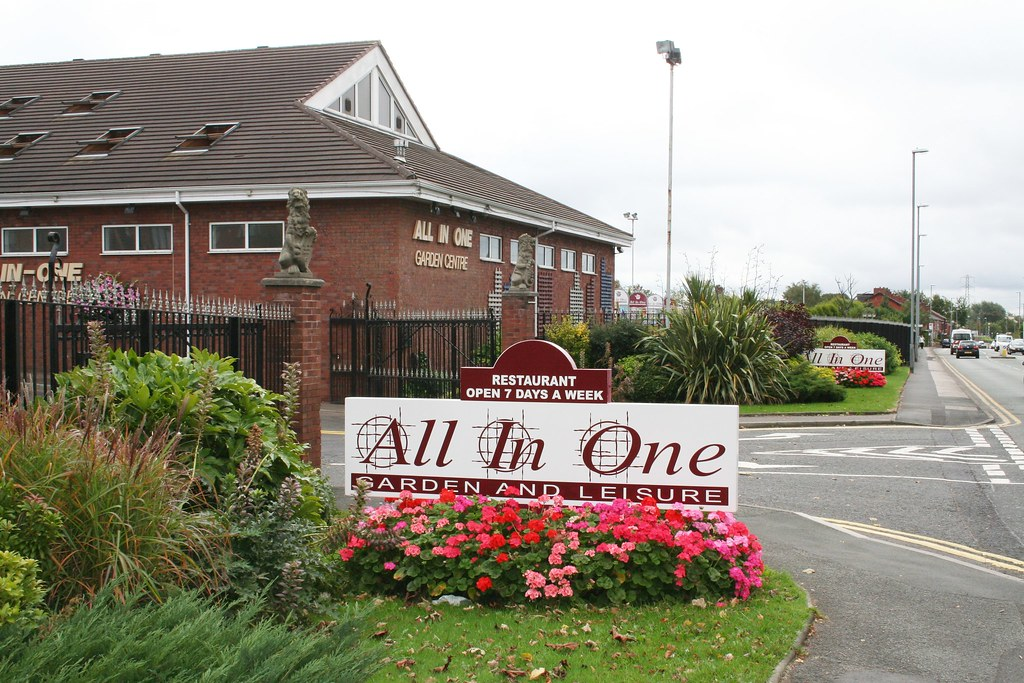 All-In-One Garden Centre Middleton   Entrance from the road u2026   Flickr