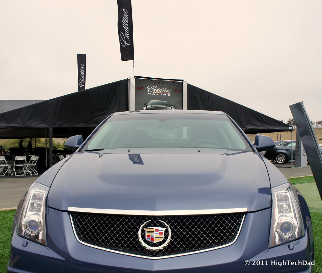 This Is The CTS-V Wagon That