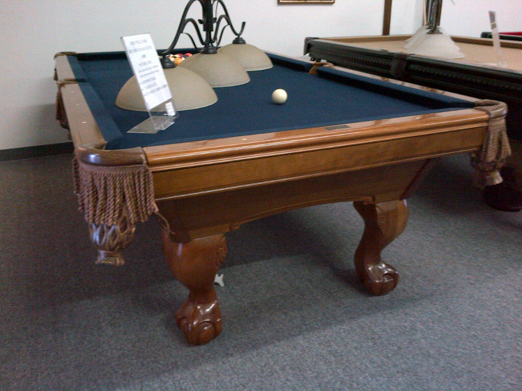 Brunswick Manchester Great Condition New Cloth Flickr - Brunswick manchester pool table