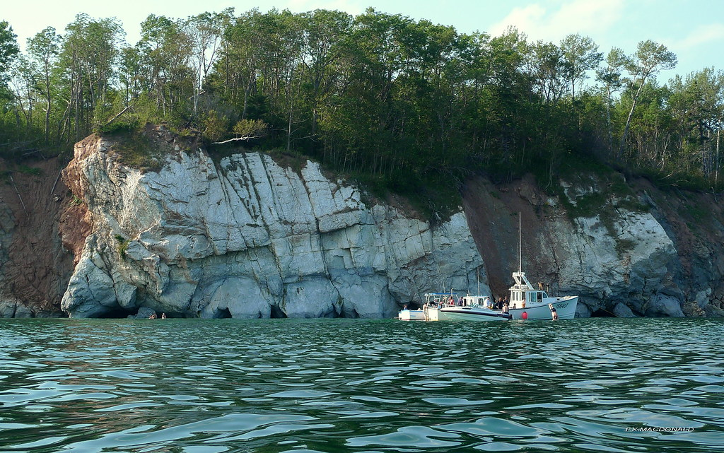 Crystal Cliffs Antigonish Nova Scotia 1 Some Folks