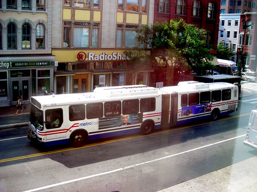 Metrobus articulated | by BeyondDC