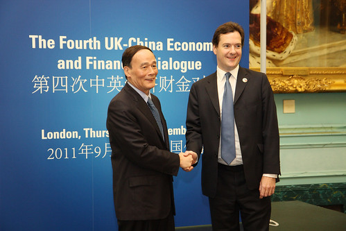 Fourth UK-China Economic and Financial Dialogue | by Foreign and Commonwealth Office