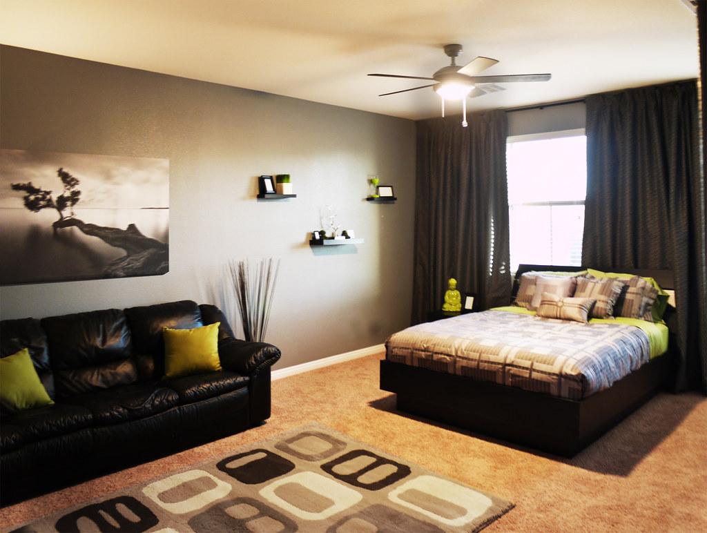 Modern Bachelor 39 S Bedroom After 1 This Denizen Design