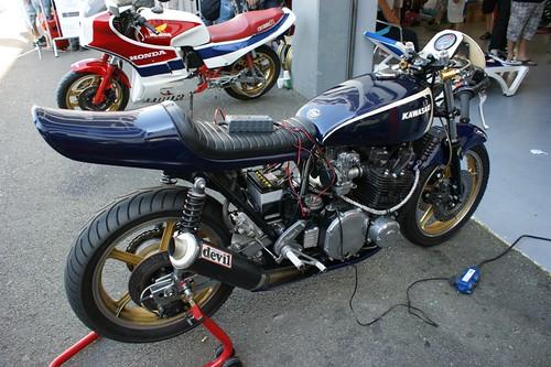 Kawasaki Z Cafe Racer Kit