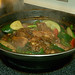 dakjjim, braised chicken and veg