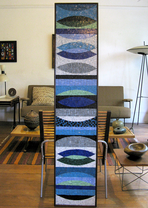 ... Evelyn Ackerman Mosaic | By Esoteric Survey