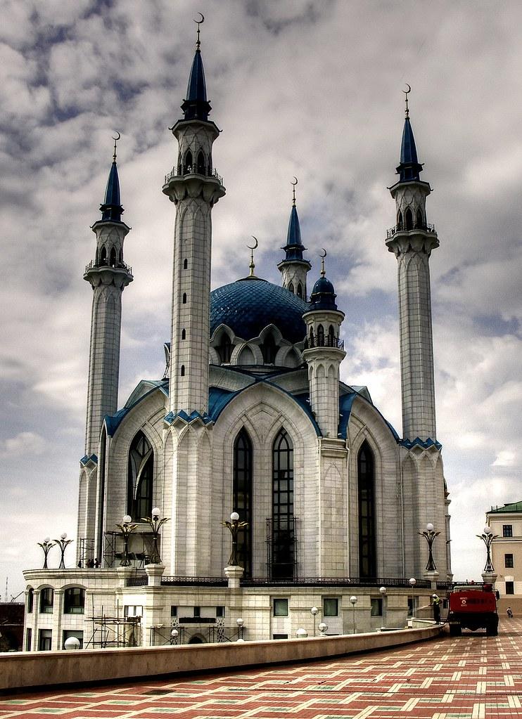 Фото мечети красивые