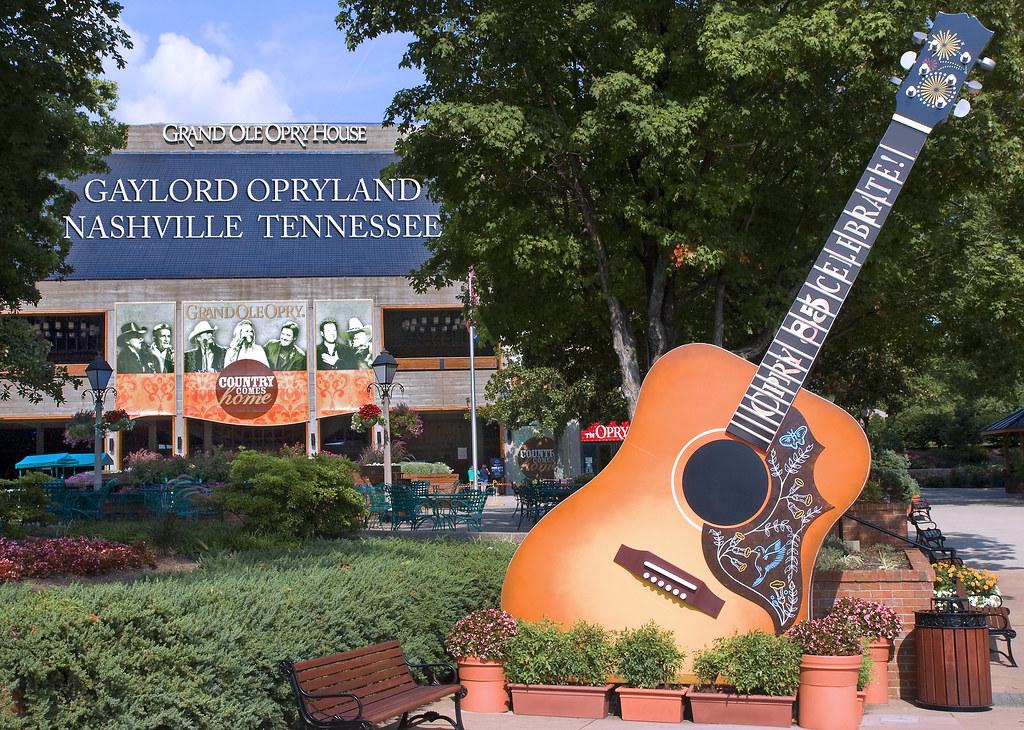 Grand Ole Opry Tour Photos
