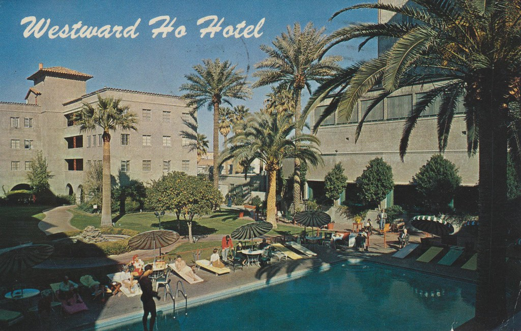 Westward Ho Hotel - Phoenix, Arizona