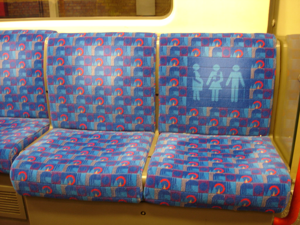 New central line moquette central line trains are starting flickr for Moquette in english