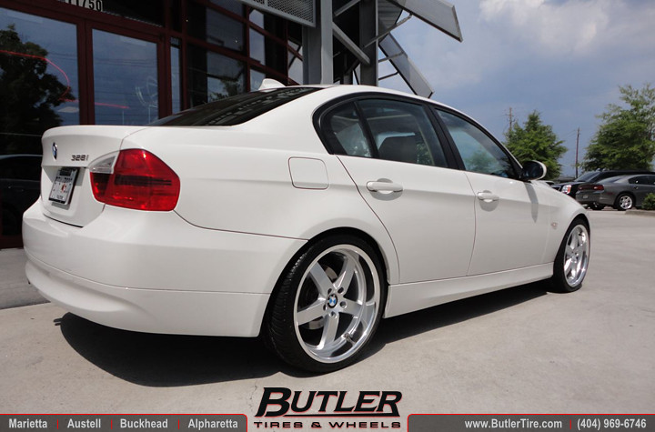 Bmw 328i With 19in Beyern Rapp Wheels Additional Picture