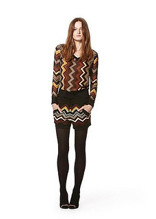 Missoni for Target sweater, skirt | by Célèste of Fashion is Evolution
