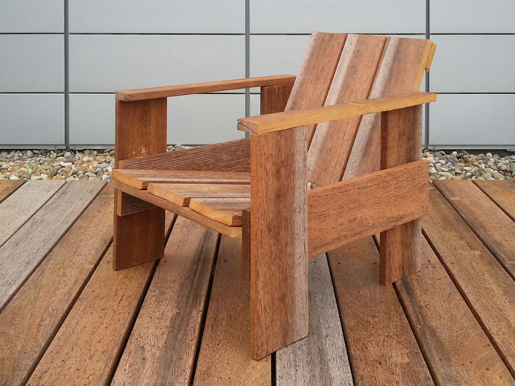 ... Crate Chair 1934 4 | By Durr Architect