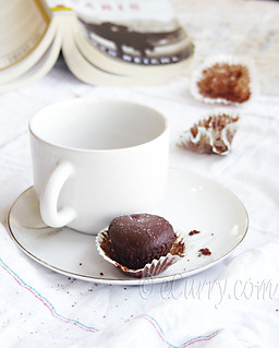 Double Chocolate Walnut Mini Muffin | by Soma.R