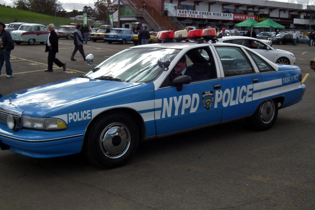 Caprice Police Car For Sale