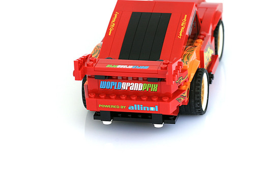 8484 Ultimate Build Lightning Mcqueen - 6 | by fbtb