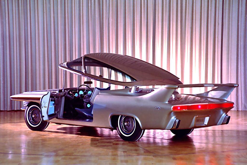 1961 ... Dodge 'Turbo-Flite' | James Vaughan | Flickr