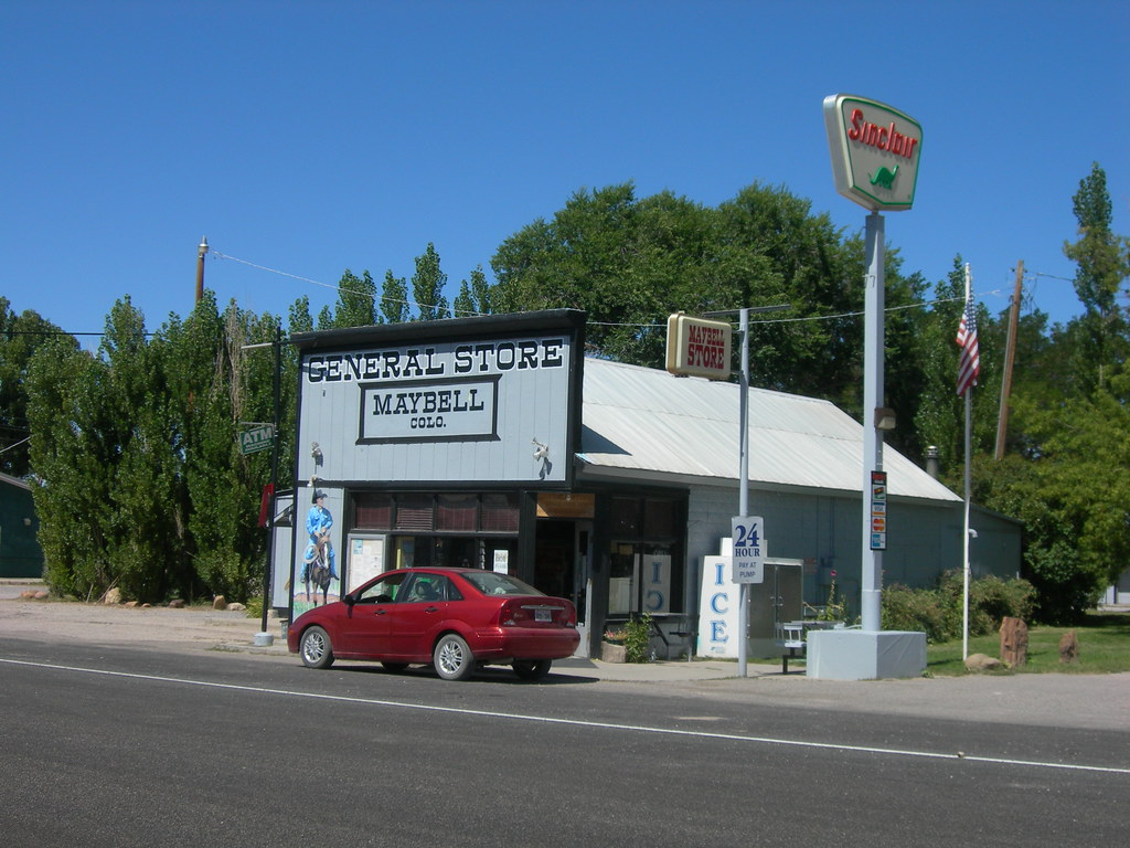 Maybell General Store | Maybell, Colorado | Jimmy Emerson ...