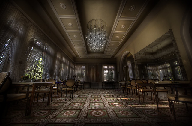 The Overlook Abandoned Hotel Flickr Photo Sharing