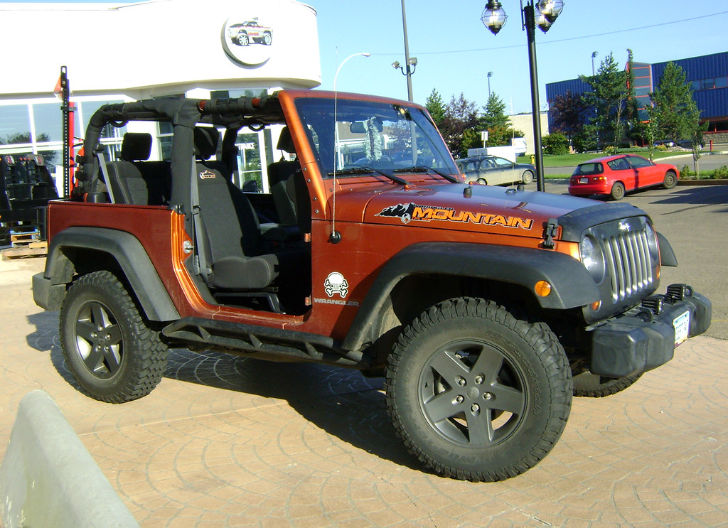 2010 Jeep Wrangler Mountain Edition | SmityBilt: Rock Guards… | Flickr