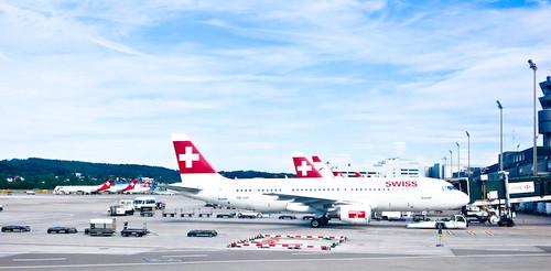 Zurich airport | by aliona's photos