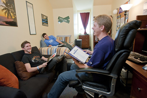 High Point University | York Dorm Room | by HIGH POINT UNIVERSITY
