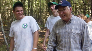 Secretary Salazar visit to Great Bay | by U. S. Fish and Wildlife Service - Northeast Region