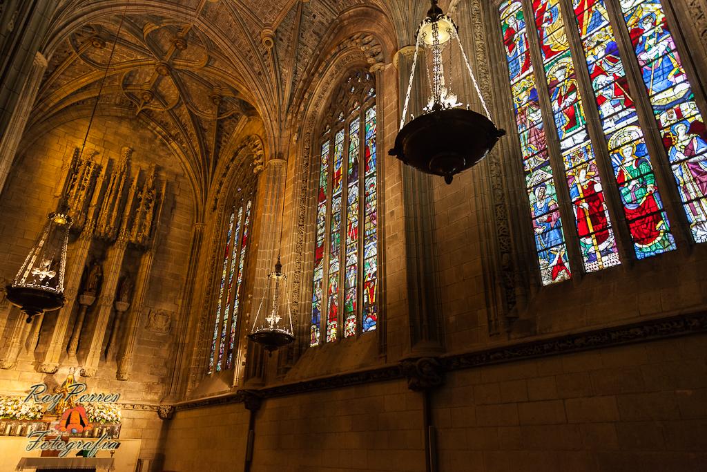 Capilla de santiago catedral de leon espa a capilla de flickr - Libreria couceiro santiago ...