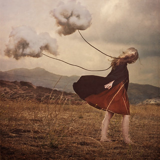 the path under the sky | by brookeshaden
