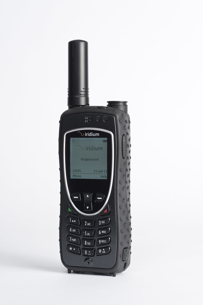 iridium phone
