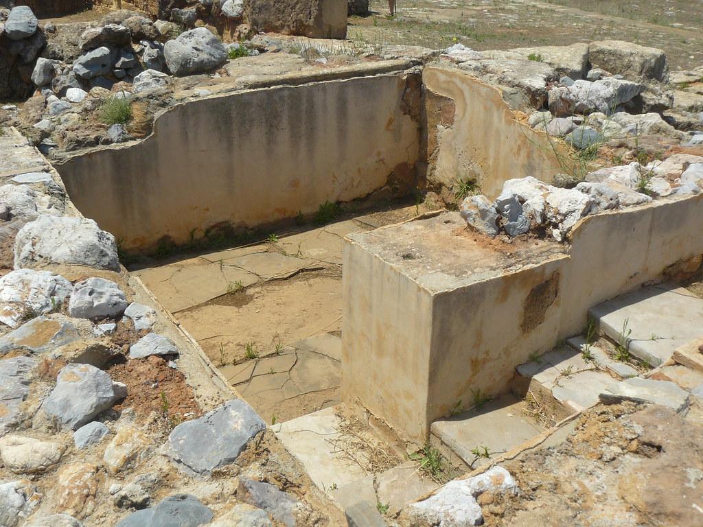Lustral Basin Malia Minoan Palace Benfound Flickr