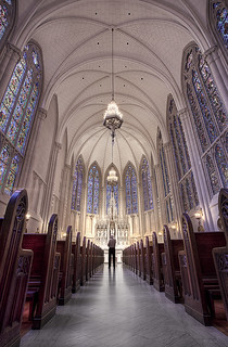 Inside St. James Chapel ... | by eric lee pearson