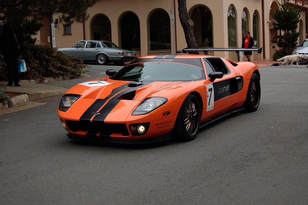 Ford Gt By J Smith