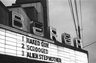 Berea Movie Theater, 1988 | by grandma groovy