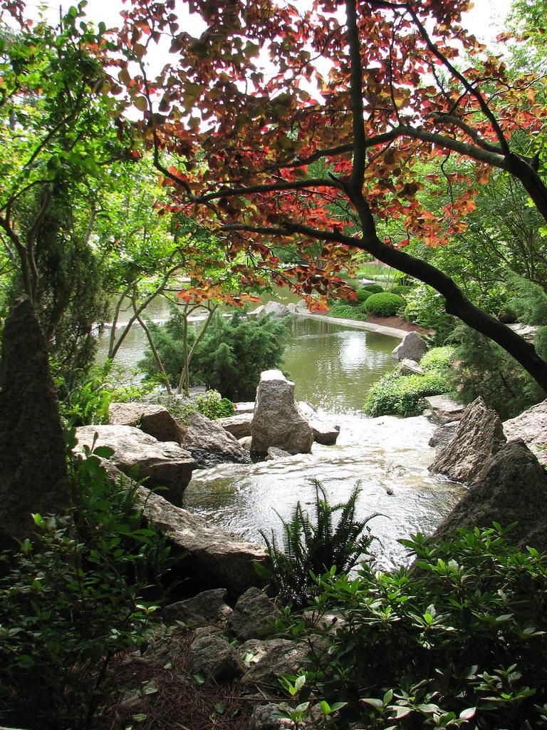 Japanese Garden Japanese Garden Hermann Park Houston Snap713 Flickr