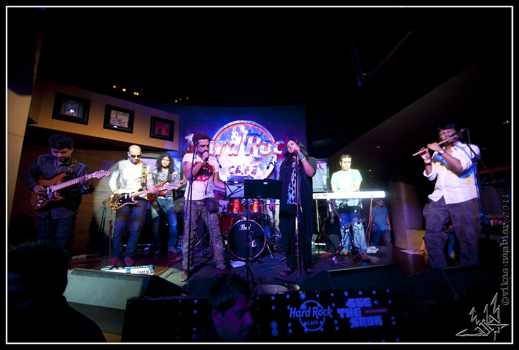 Hard Rock Cafe Hyderabad Images