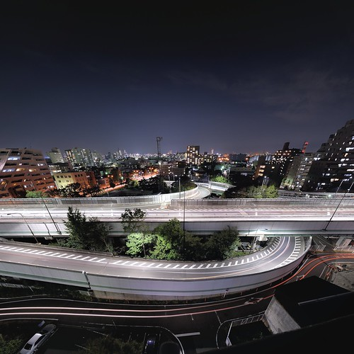 Interchange panorama 1/3 | by Shin-Nagoya