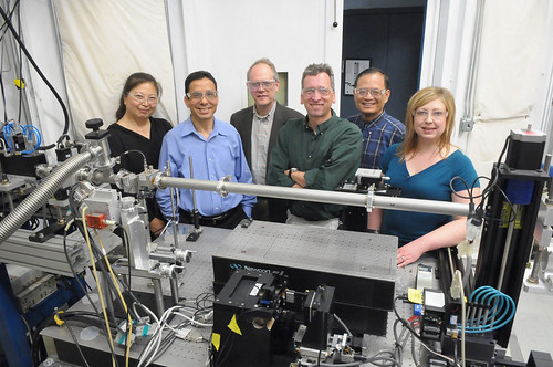 Multilayer Laue lens research team | by Argonne National Laboratory