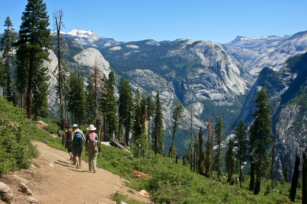 Yosemite Panorama Trail