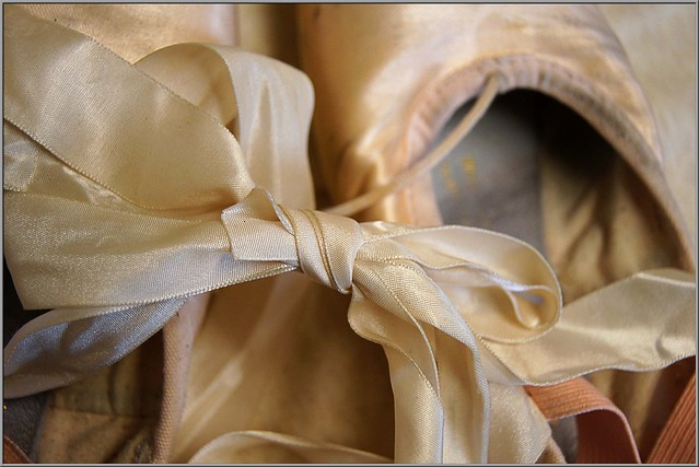 ballet slippersworn out odc flickr photo sharing