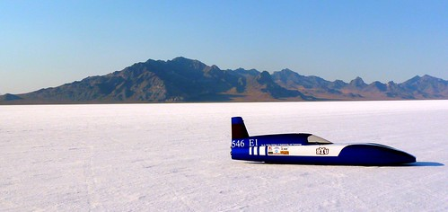 BYU Electric Blue Streamliner Photoshoot | by Chance Hales