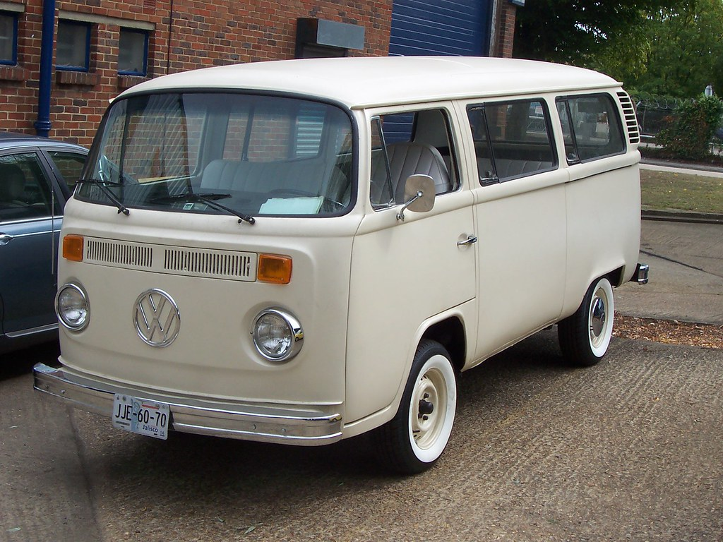 Vw Van Bus Off White Or Cream Take Two Saw This One