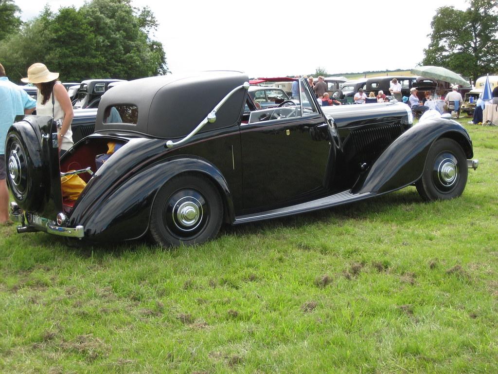 Bentley 4 1 4 Litre 1939 Bentley 4 1 4 Litre B35mx