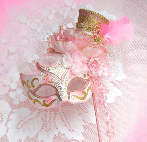 ... Shabby French Marie Masquerade Mask | by daisiemae2000 & Shabby French Marie Masquerade Mask | Shabby French Marie Mau2026 | Flickr