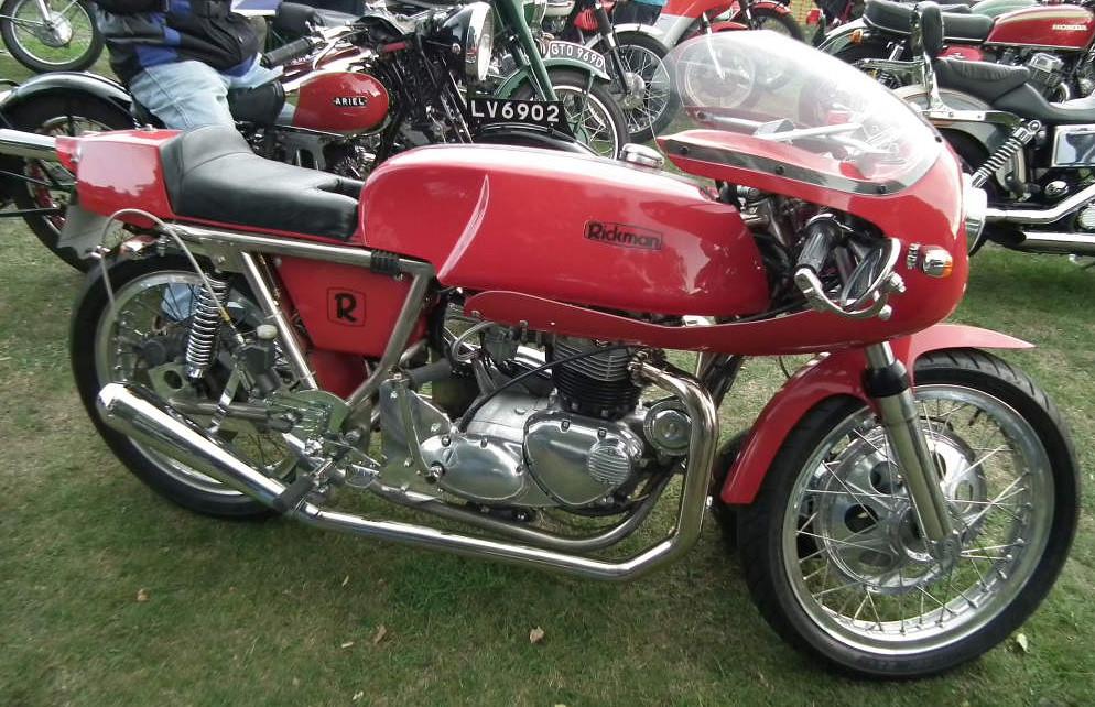 Cafe Racer Triumph Bonneville Speed Twin Concept