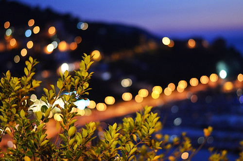 Agropoli - Bokeh Lights | by Sabrina Campagna